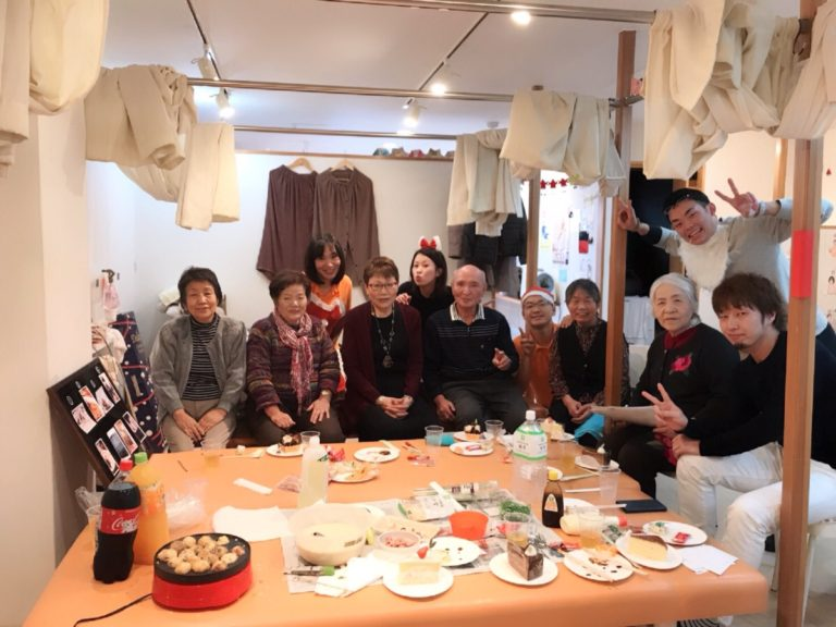 岸和田まちの クリスマス会