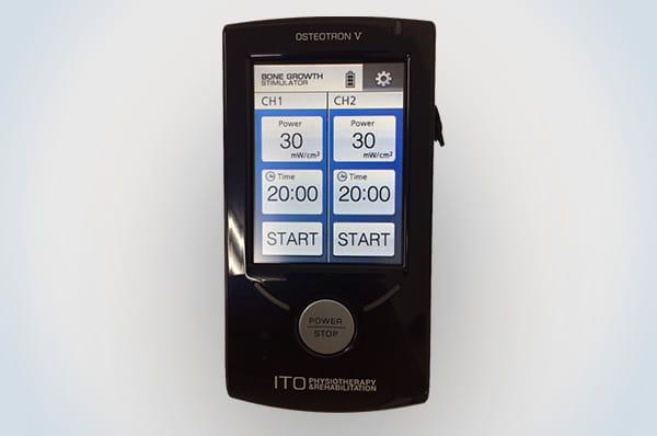 超音波治療器「オステオトロン」 岸和田